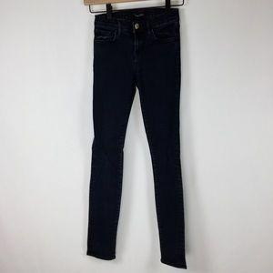 J. Brand Skinny Leg Jeans, Size 24, Small